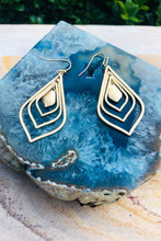 Load image into Gallery viewer, Royal Bay Nested Moroccan Earrings-Earrings-Hazel & Indigo