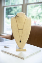 Load image into Gallery viewer, Luca Layered Necklace-Hazel & Indigo