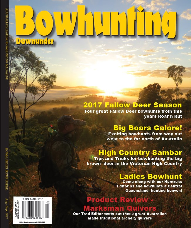 Bowhunting Downunder Magazine Review