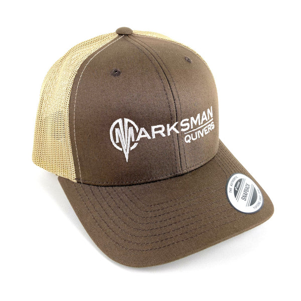 CAP-FULL LOGO-BROWN