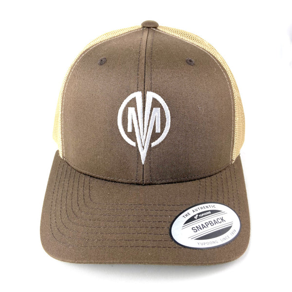 CAP-ICON LOGO-BROWN