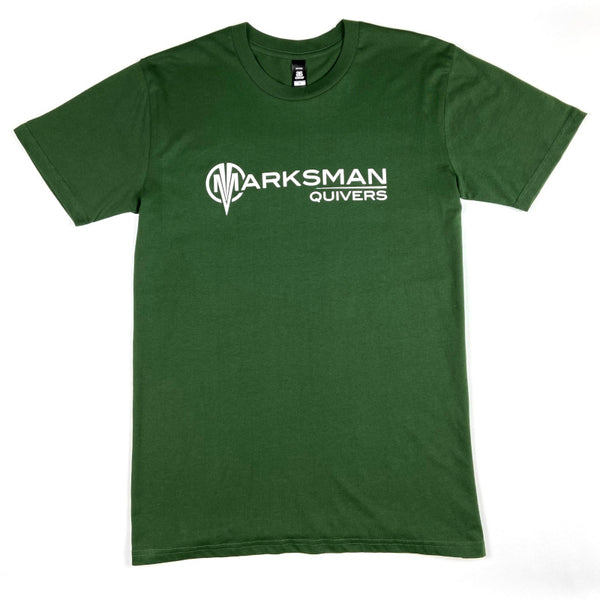 T-SHIRT-FULL LOGO-GREEN