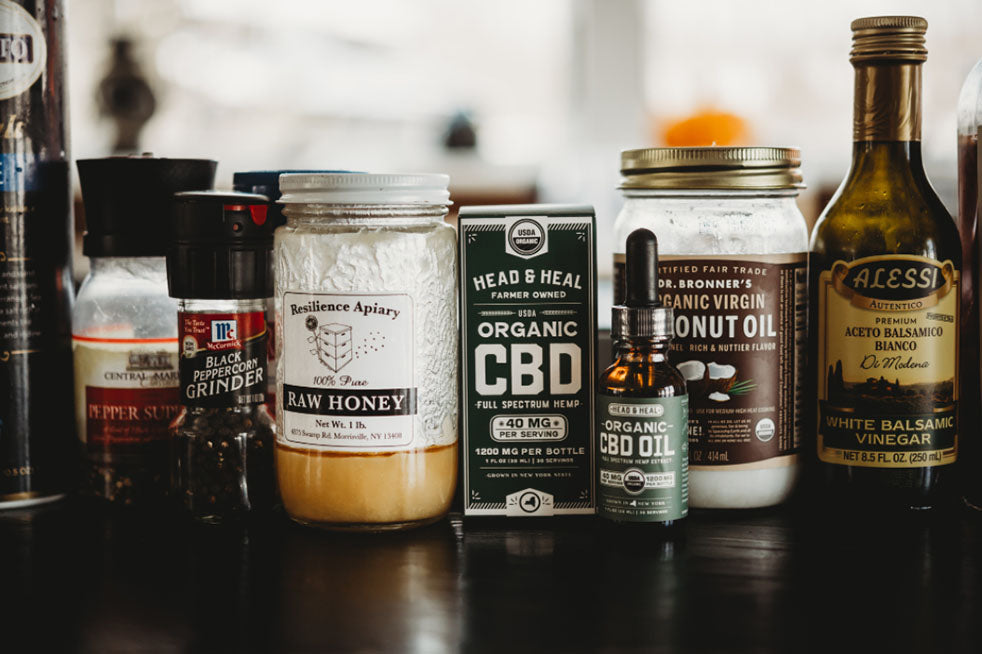 head and heal cbd products