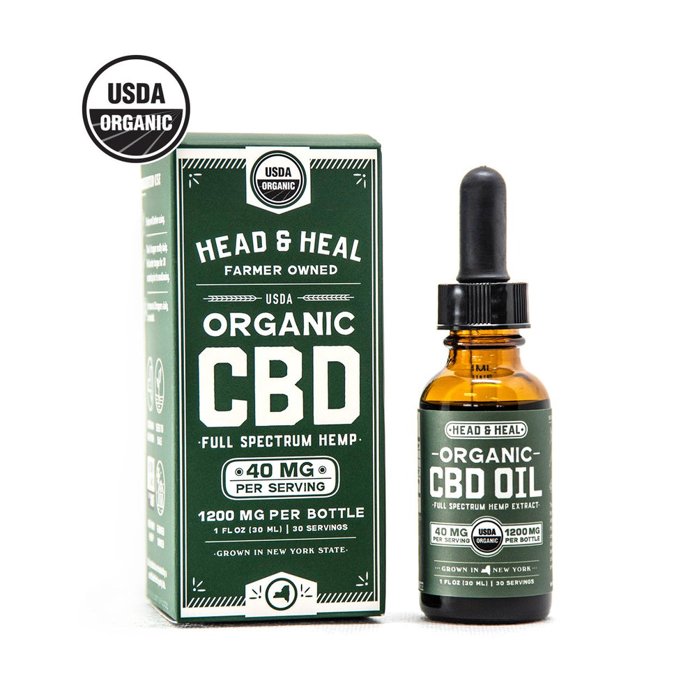 1200mg - CBD Oil / Buy 4 Get 1 Free