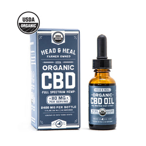 2400mg CBD Oil