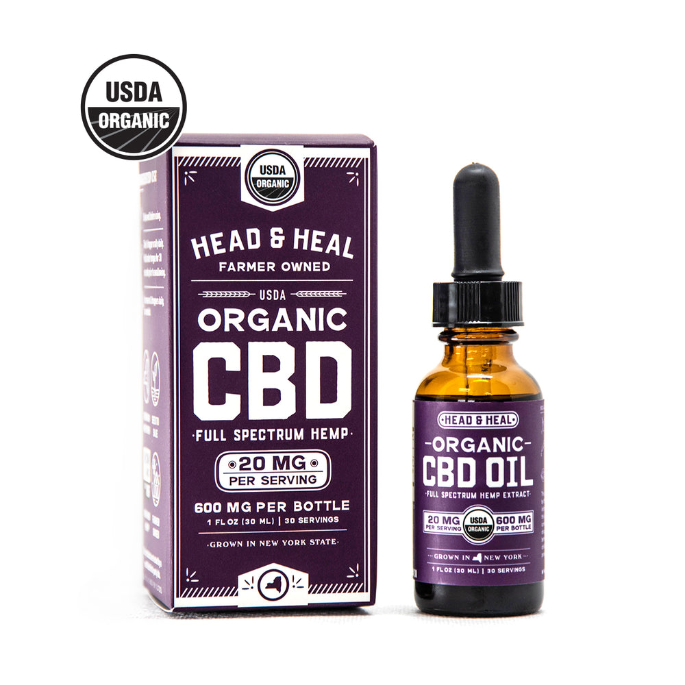 600mg CBD Oil