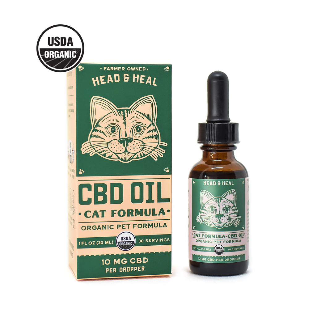 Cat CBD Oil