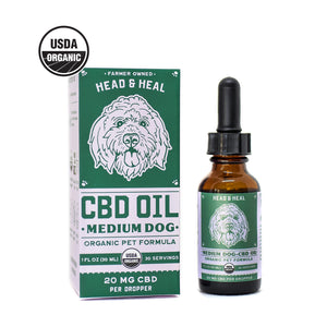 Medium Dog CBD Oil