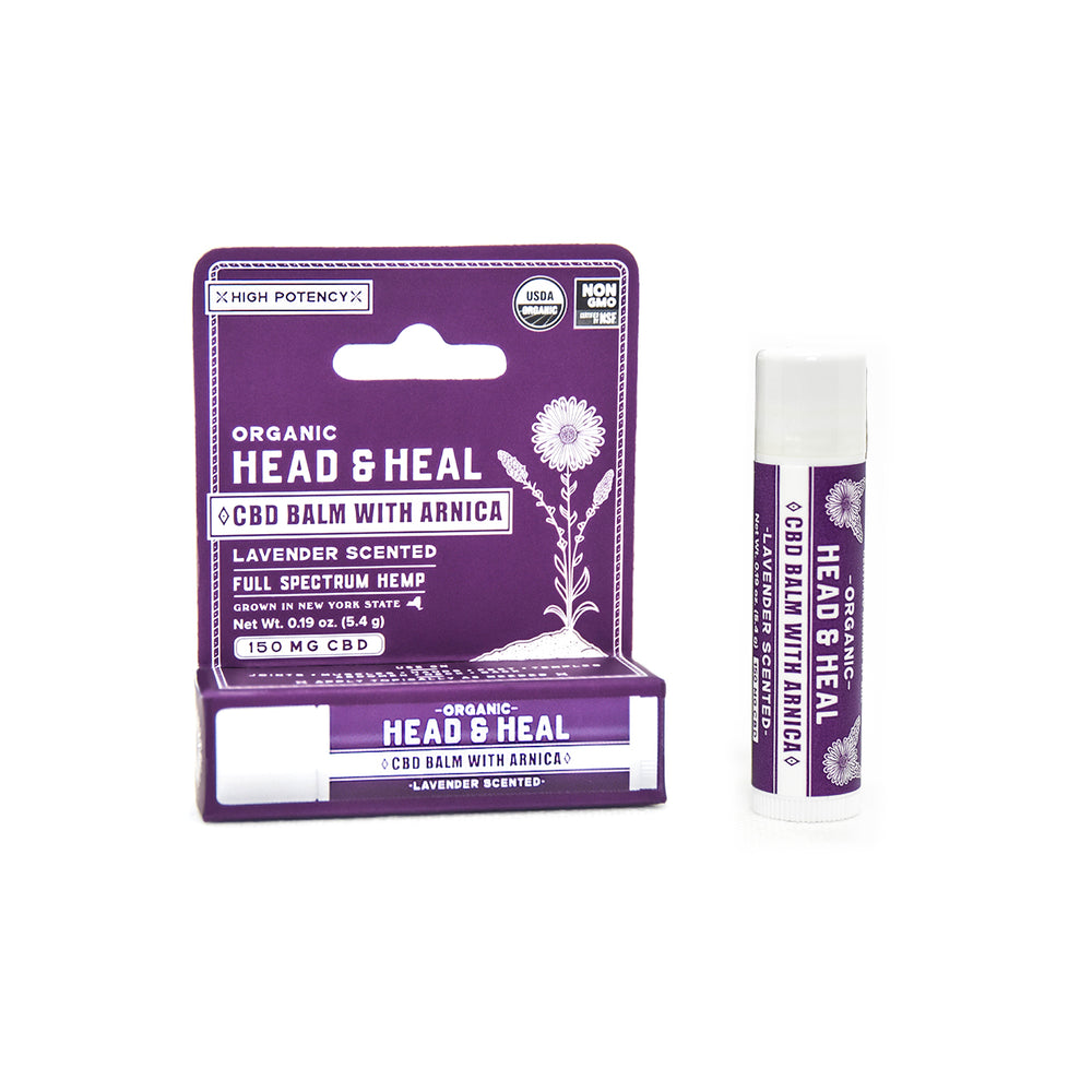 CBD Balm with Arnica (Small)