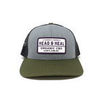 Head & Heal Trucker Hat