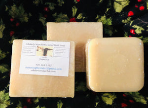 Jasmine: Goat Milk Soap 4.7 oz bar