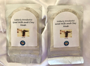 Goat Milk and Clay Facial Mask