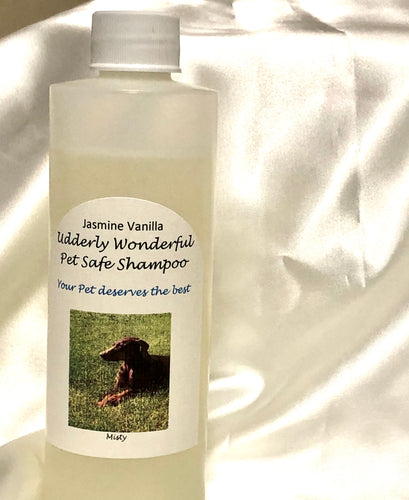 Pet Safe Shampoo,  Jasmine Vanilla 8 oz