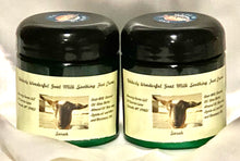 Load image into Gallery viewer, Goat Milk Creme:  Soothing Foot Creme 4 oz jar