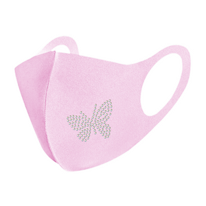 Butterfly Face Mask - varsanystore