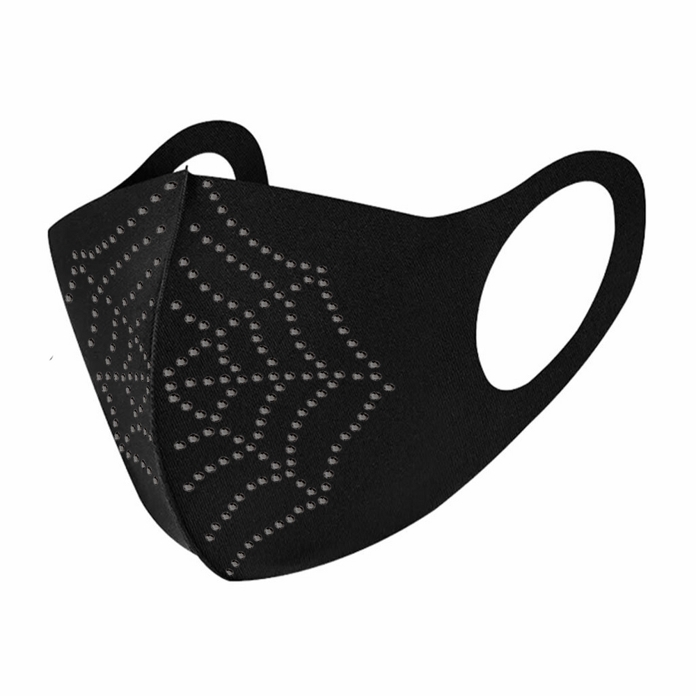 Spider Web Face Mask - varsanystore