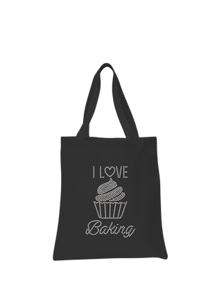 I Love Baking Tote Bag - varsanystore