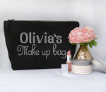 Personalised Makeup/Wash bag - varsanystore