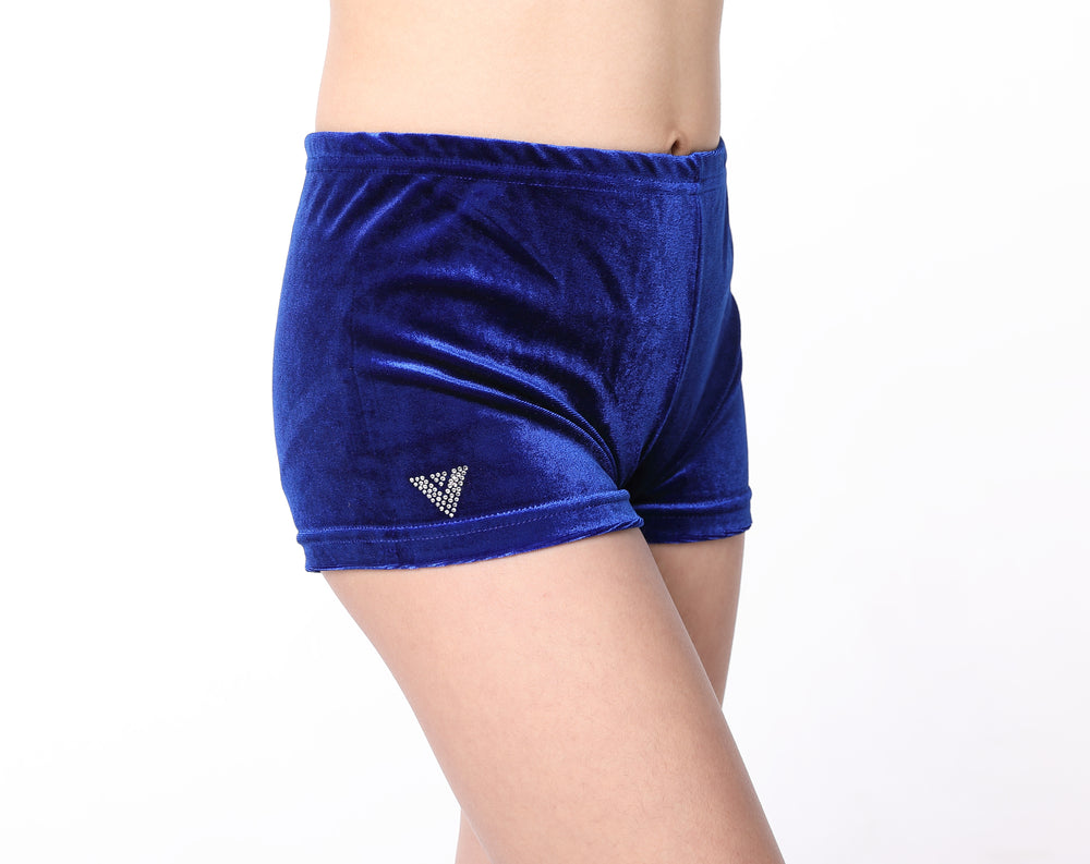 Personalised Girls Gymnastics Shorts - varsanystore