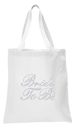 Bride To Be Wedding Tote Bag