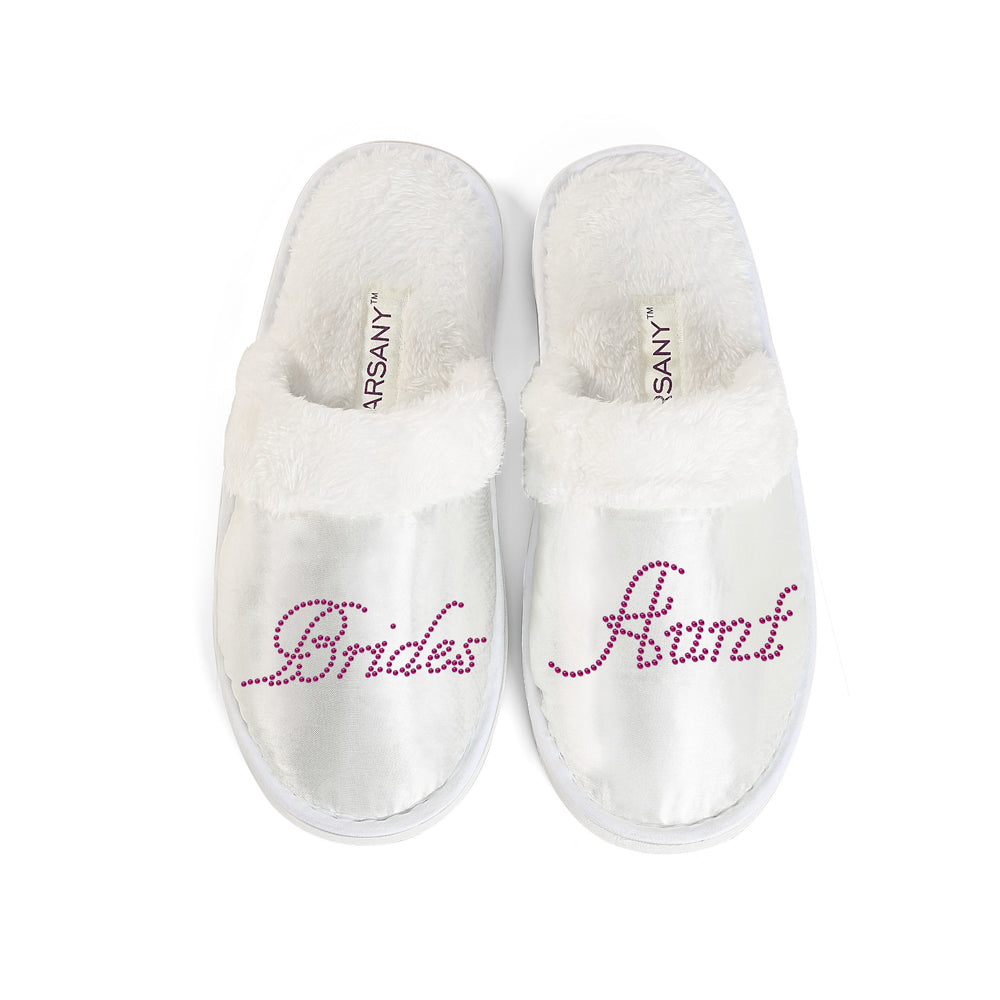 Brides Aunt Spa Slippers - varsanystore
