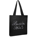 Crystals Brides Hen's Wedding Tote Bag - varsanystore