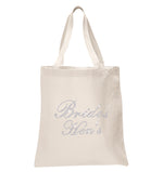 Brides Hen's Wedding Tote Bag - varsanystore