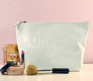 Personalised Womens Make-Up/Wash Bag - varsanystore
