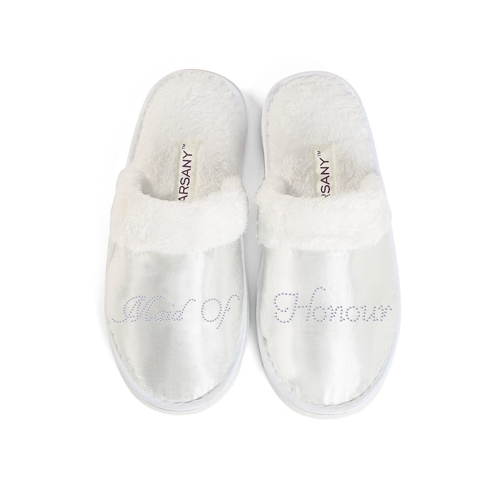 Maid of Honour Spa Slippers - varsanystore