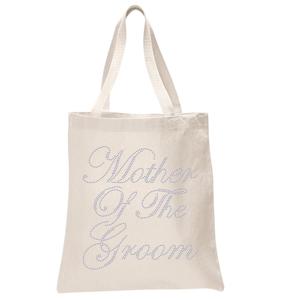 Mother of the Groom Wedding Tote Bag - varsanystore