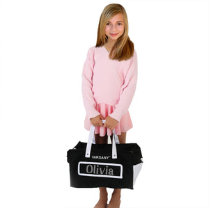 Personalised Girls Gymnastics Bag - varsanystore