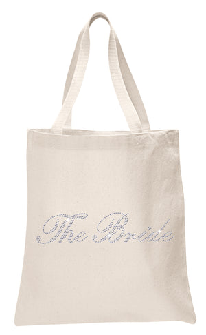 The Bride Tote Bag perfect for Hen Parties - varsanystore