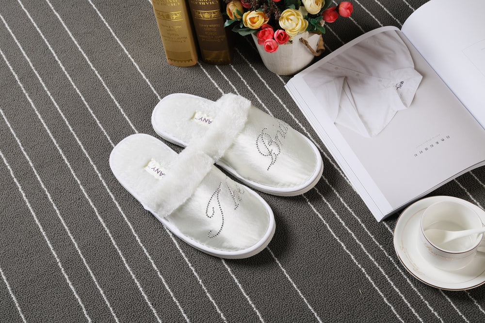 The Bride Spa Slippers - varsanystore