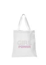 Girl Power Tote Bag - varsanystore