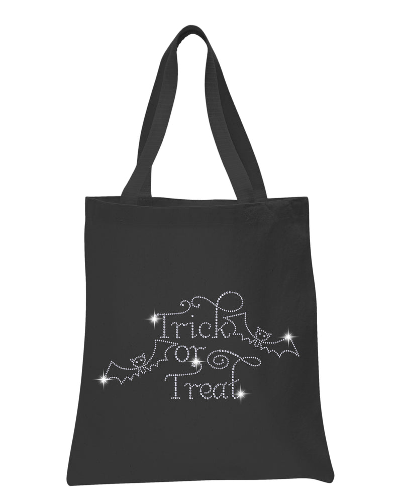 Trick Or Treat 1 Tote Bag - varsanystore