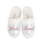 Crystals Brides Friend Party Spa OT Slippers - varsanystore