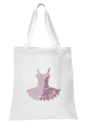 Ballerina Dress Tote Bag - varsanystore