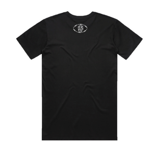 BOS Short Sleeve Tee - Black