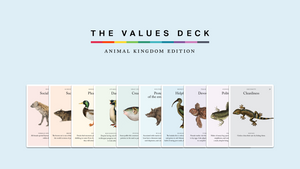 The Values Deck: Animal Kingdom Edition