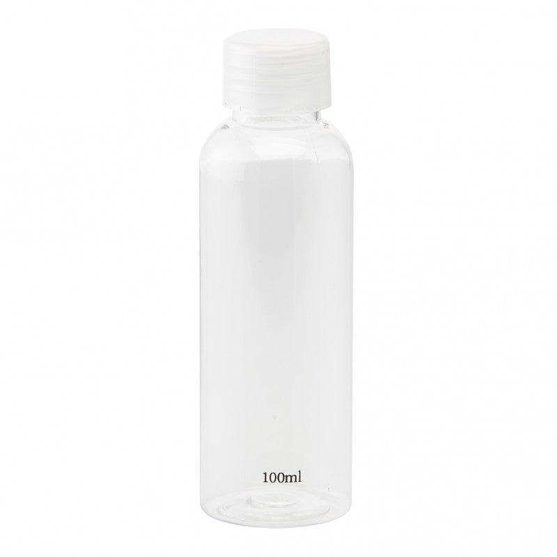 Flacon de voyage vide 100ml conforme format avion