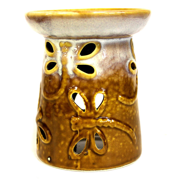 Dragonfly Rustic Oil Burner