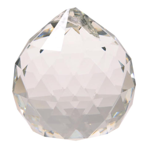 Feng-Shui Rainbow Crystal Sphere Clear AAA Quality