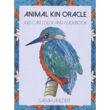 Animal Kin Oracle by Sarah Wilder