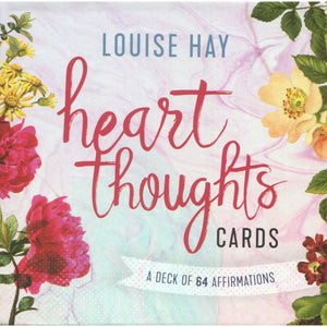 Heart Thoughts Oracle Cards by Louise Hay