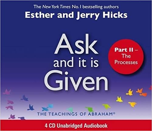 Ask And It Is Given (Part II): The Processes Audio CD (4 CD Set)