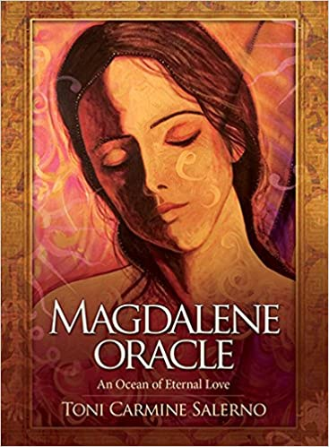 Magdalene Oracle: Guidance From the Heart of the Earth, Book and Oracle Card Set Cards - Toni Carmine Solerno