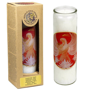 Fragrant Candle - Lotus Angel of Love