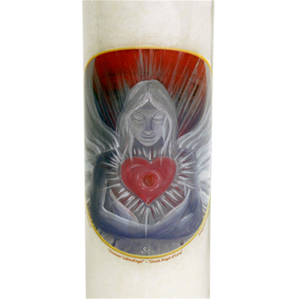 Aromatic Candle - Great Angel of Love