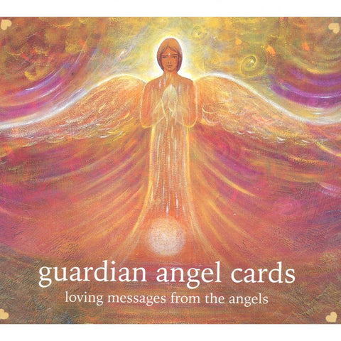Guardian Angel Cards: Loving Messages from the Angels by Toni Carmine Salerno