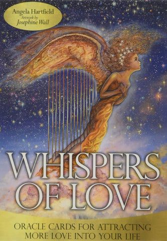 Whispers of Love Oracle: Oracle Cards